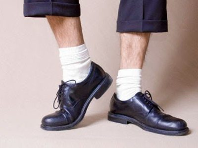 No More White Socks – Seattle Men's Fashion Blog
