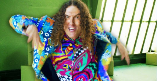 Weird Al Yankovic Gets Tacky!