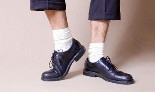 No More White Socks – Seattle Men's Fashion Blog