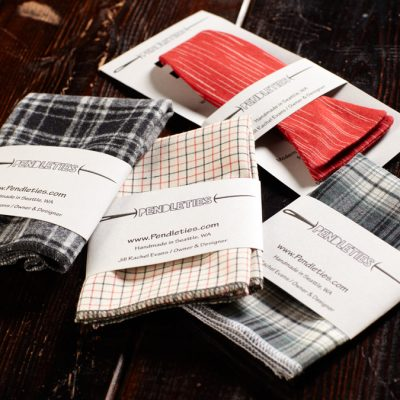 Product Review – Pendleties Pocket Squares & Bow Ties
