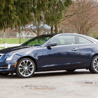Test Drive – 2015 Cadillac ATS Turbo Coupe AWD