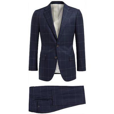Suit Supply Lazio Suit Review