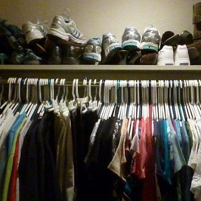 Spring Clean – Closet Purge