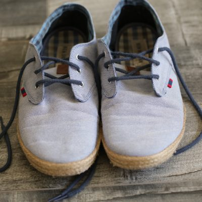 How to Clean Dirty Sneakers