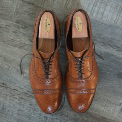 Long Term Review – Allen Edmonds Strand Cap-Toe Oxford