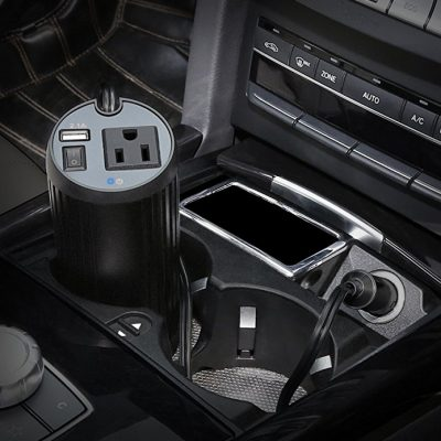 Tech Gadgets – Sleek Power Inverter For Your Car