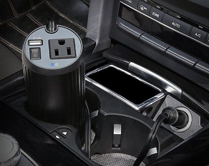 Tech Gadgets – Sleek Power Inverter For Your Car