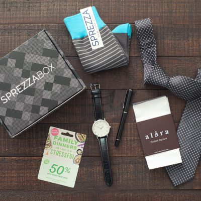 Sprezza Box Monthly Subscription Service For Men – Is It Worth It?