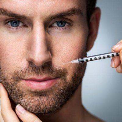 Botox For Men – Watch As I Take One For The Team – Video