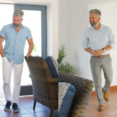 5 Mistakes Older Guys Make When Trying to Dress More Youthful