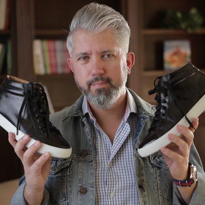 Paul Evans Sneaker Review – Part 2