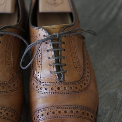 How to Straight Bar Lace Your Shoes