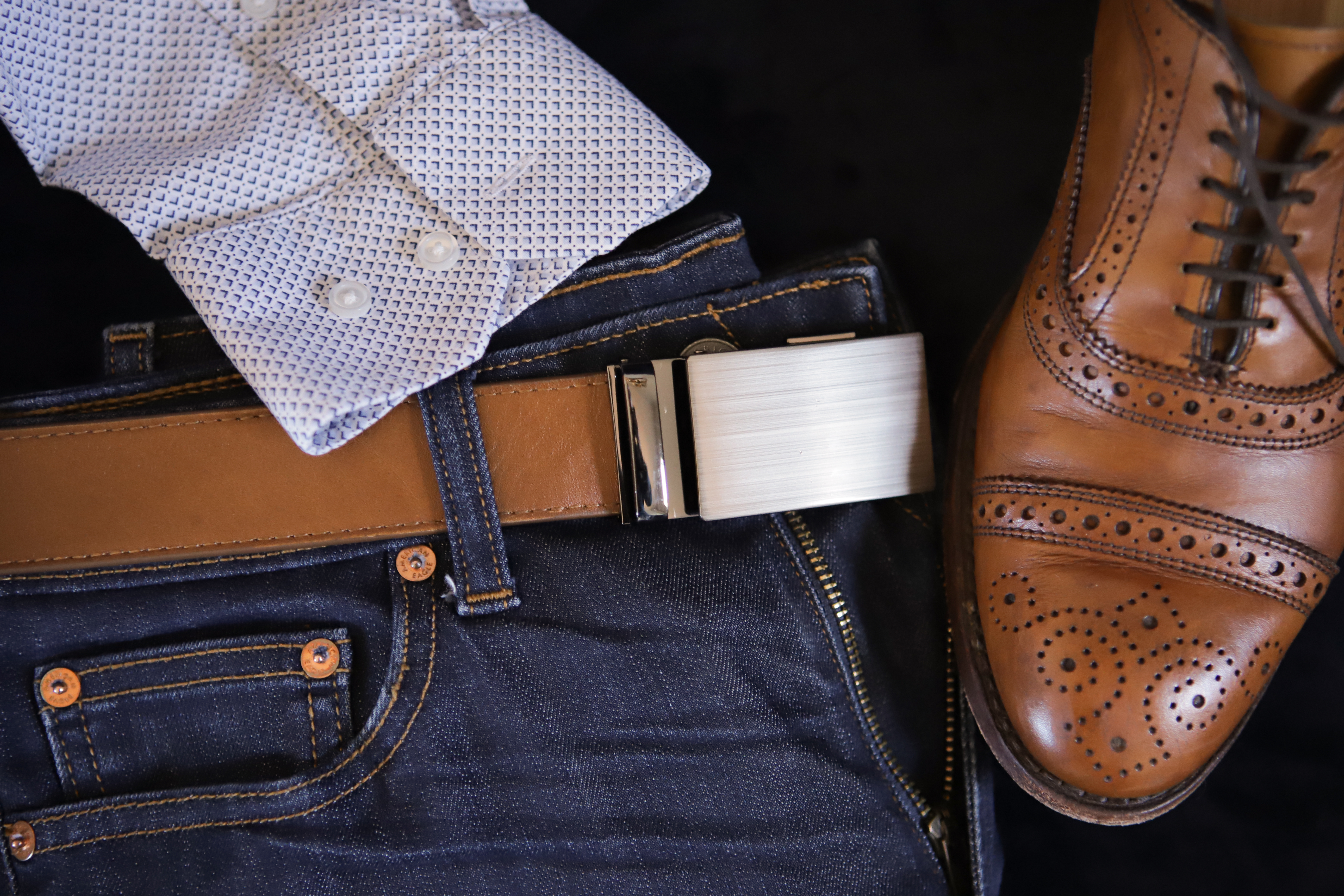 788b89608 Anson Belts - The Best Belts Ever - 40 Over Fashion