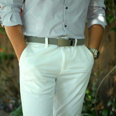 How To Wear White Pants – Summer 2019