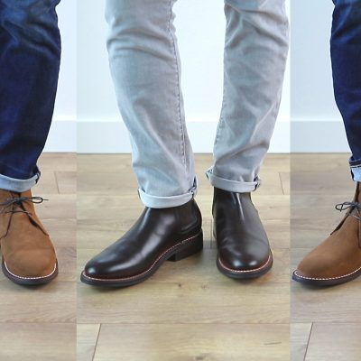 How To Wear Your Boots With Jeans and Chinos