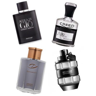 Top 8 Men's Fragrances For Fall