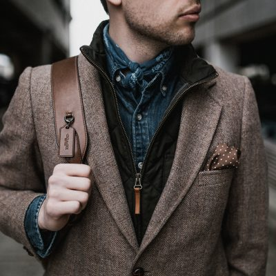 How To Layer Your Clothes Like A Man