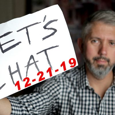 LIVE CHAT – Happy Holidays!