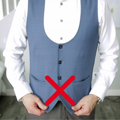 How To Wear A Vest For Men – Waistcoat