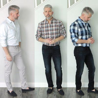 Men's Spring Wardrobe Items From Express