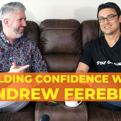 How To Build Confidence And Live A Better Life | Interview with Andrew Ferebee